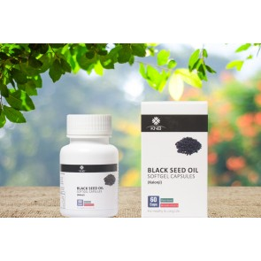 BLACK CUMIN SEED SOFT GEL CAP
